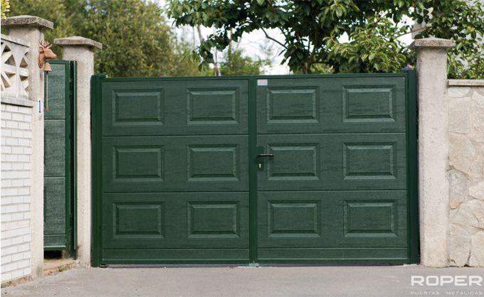 Puerta Batiente Cancela 4