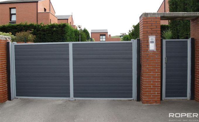 Puerta Batiente Cancela 7
