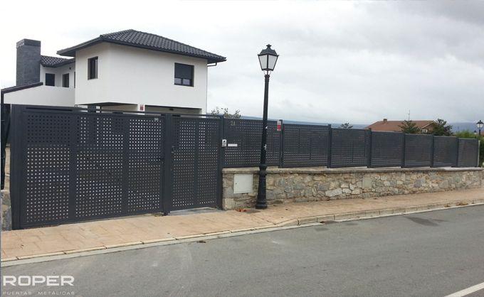 Puerta Batiente Cancela 8
