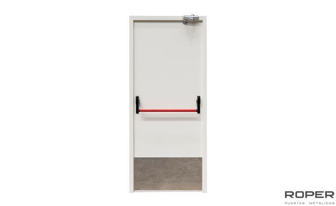 Puerta Batiente Cortafuegos 15