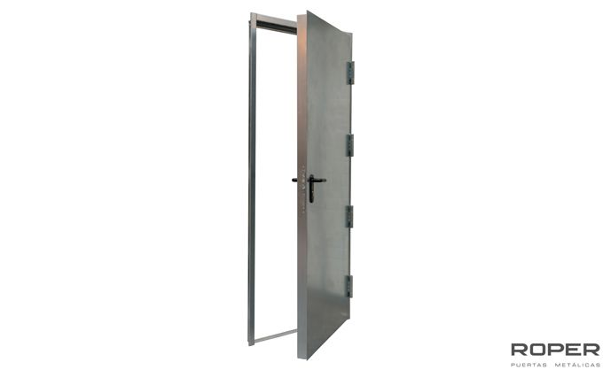 Puerta Batiente Cortafuegos 17