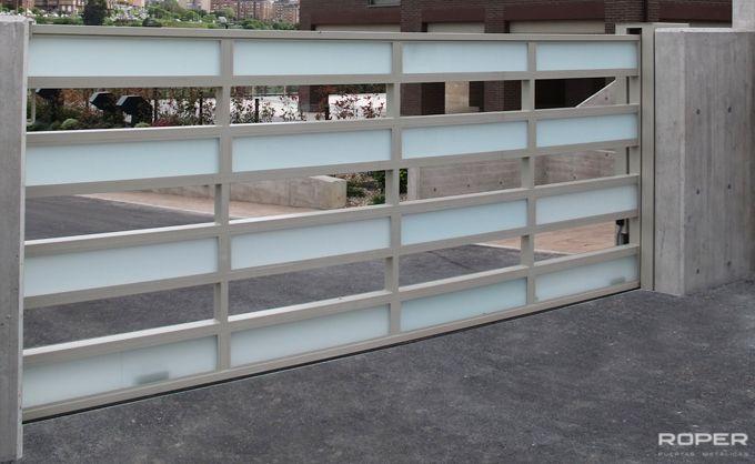 Puerta Corredera Cancela 1