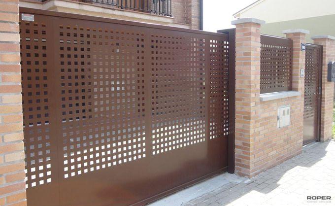 Puerta Corredera Cancela 4