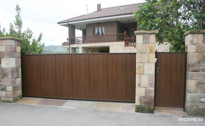 Puerta Corredera Cancela 5