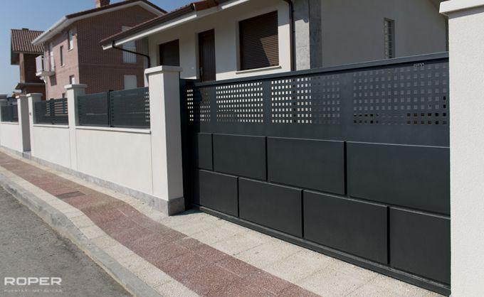 Puerta Corredera Cancela 10