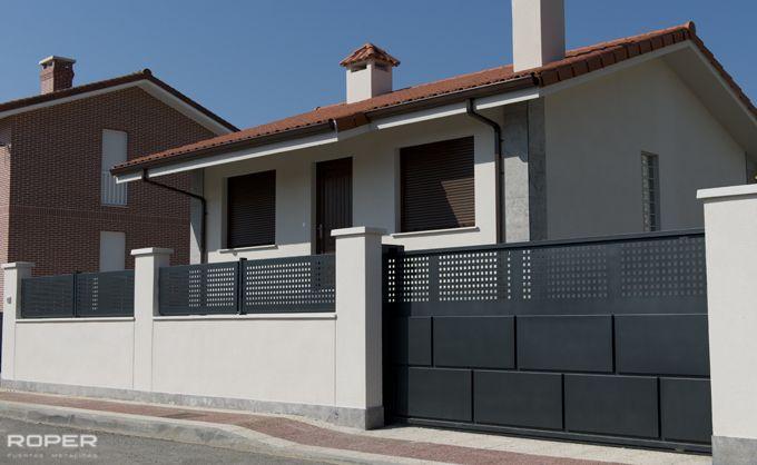 Puerta Corredera Cancela 11