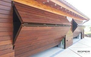Puertas de garaje seccional basculantes o autom ticas for Puerta garaje basculante precio