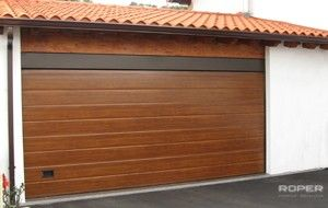 Puertas autom ticas para garaje peatonal e industrial for Puertas de garaje precios