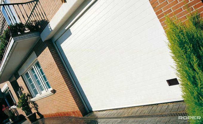 Puerta de Garaje Seccional Residencial 1