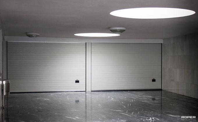 Puerta de Garaje Seccional Residencial 2
