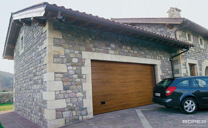 Puerta de Garaje Seccional Residencial 4