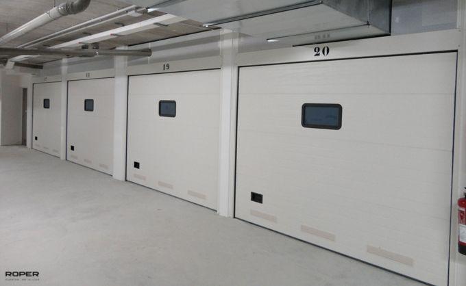 Puerta de Garaje Seccional Residencial 5