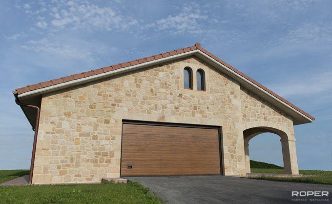 Puerta de Garaje Seccional Residencial 8