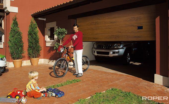 Puerta de Garaje Seccional Residencial 10