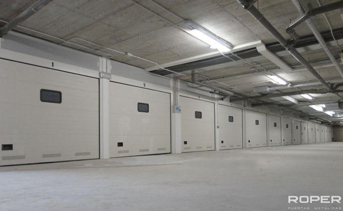 Puerta de Garaje Seccional Residencial 14