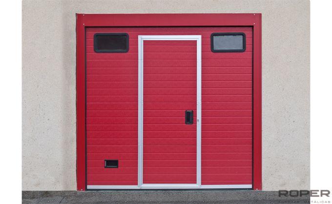 Puerta de Garaje Seccional Residencial 29