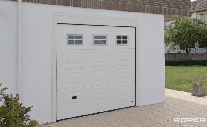 Puerta de Garaje Seccional Residencial 31