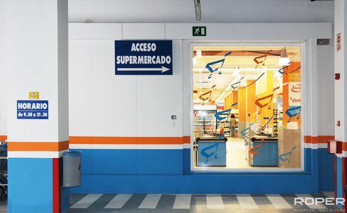 Puerta Corredera Cortafuegos 16