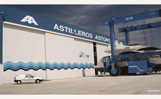 Puerta Corredera Industrial 3