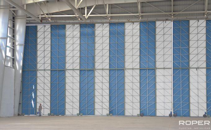 Puerta Corredera Industrial 8