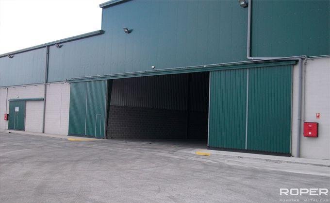 Puerta Corredera Industrial 15