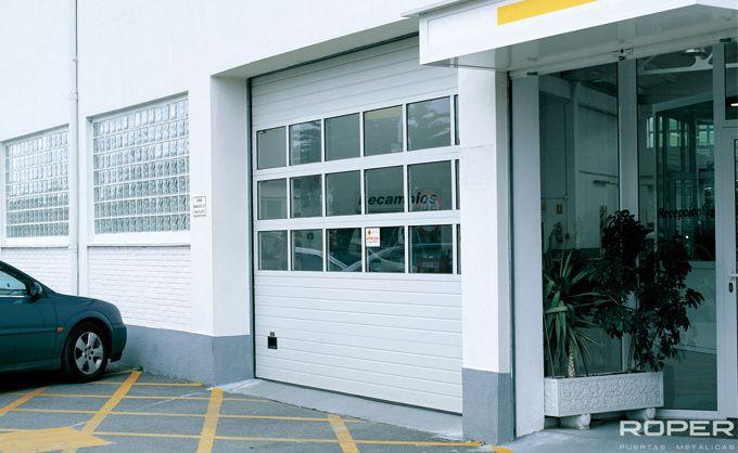 Puerta Seccional Industrial 11