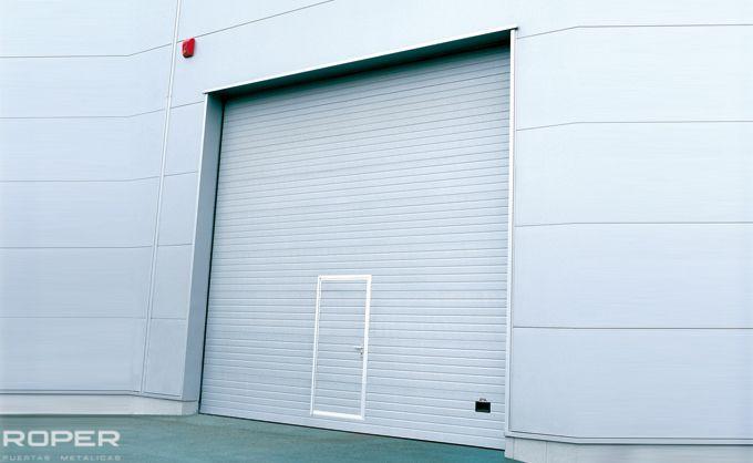 Puerta Seccional Industrial 13