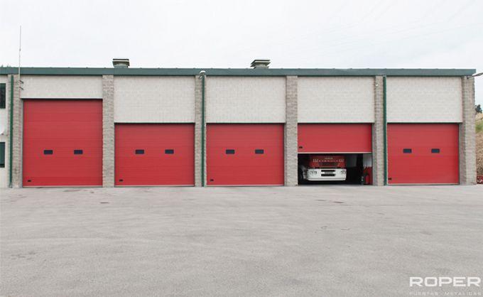 Puerta Seccional Industrial 21
