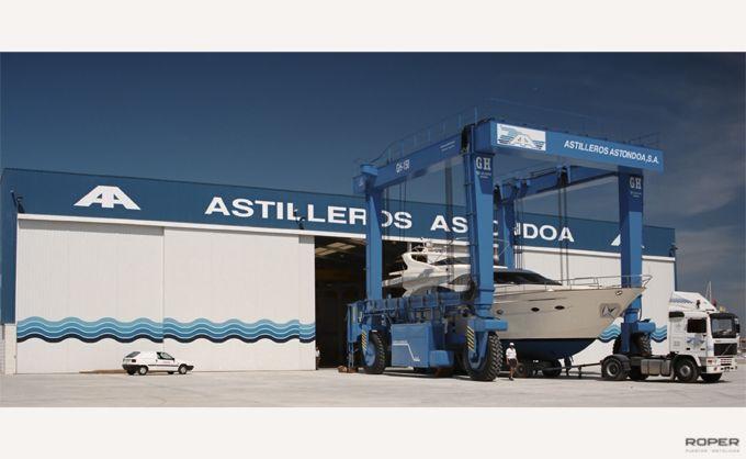 Puerta Corredera Industrial 4