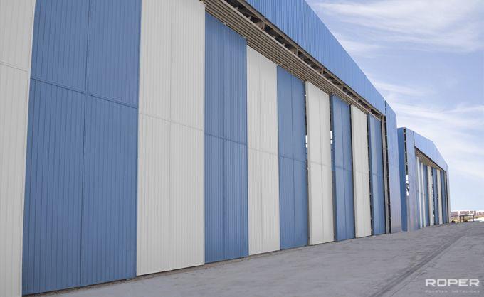 Puerta Corredera Industrial 7