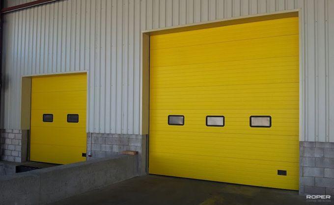 Puerta Seccional Industrial 7