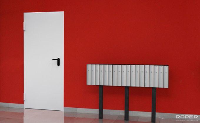 Puerta Batiente Cortafuegos 5
