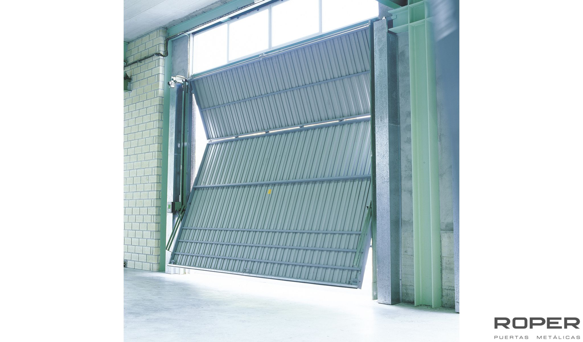 Puertas autom ticas precauciones a tener en cuenta - Puertas roper valladolid ...
