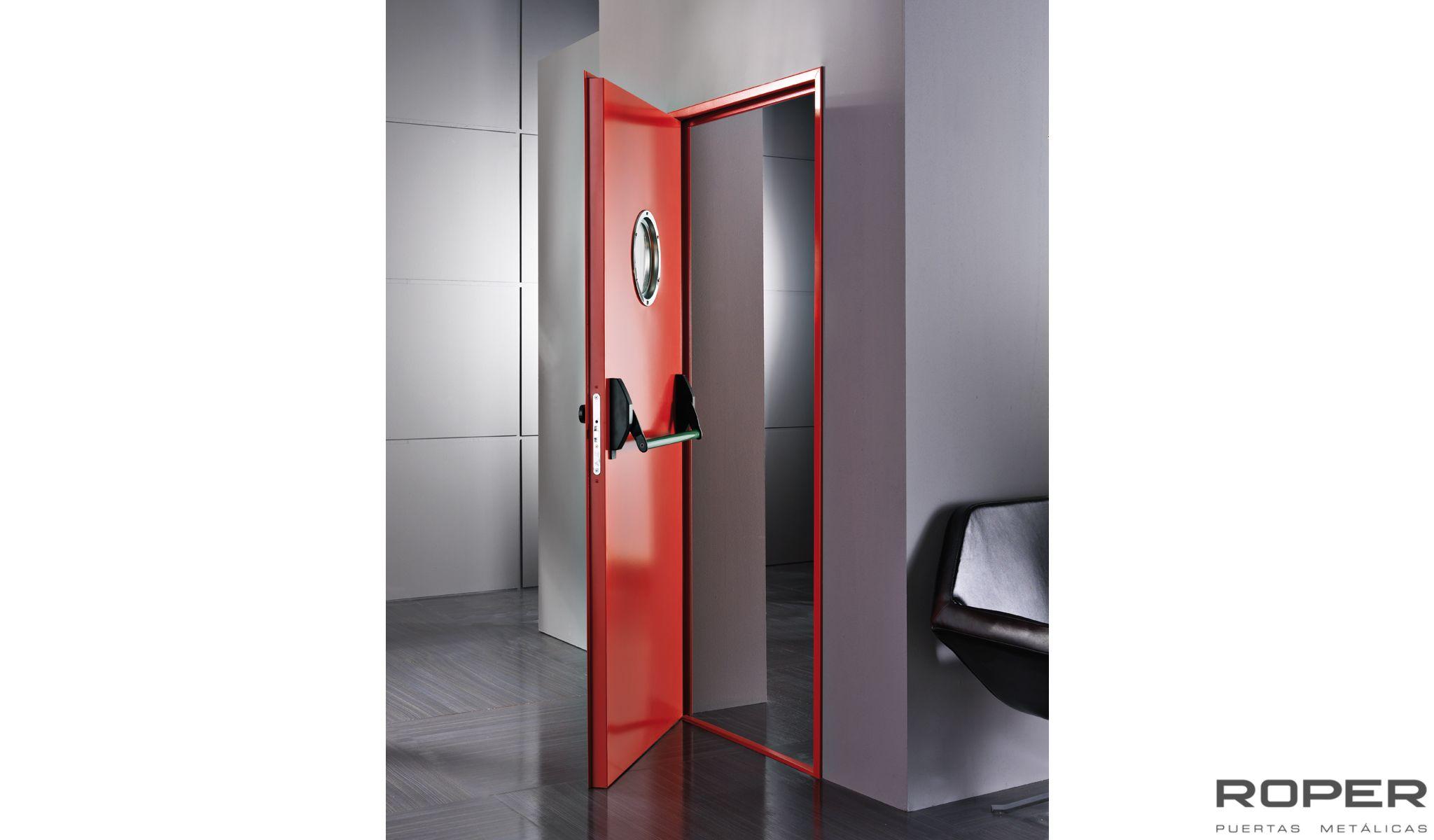 D nde es necesario instalar puertas cortafuego - Puertas roper ...