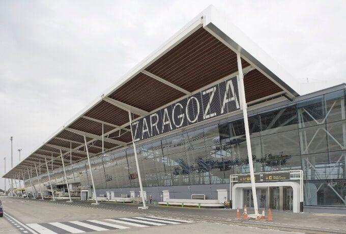 Aeropuerto zaragoza roper puertas met licas y automatismos - Puertas metalicas roper ...