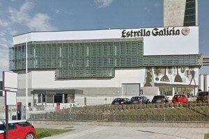 puertas roper en fabrica estrella galicia