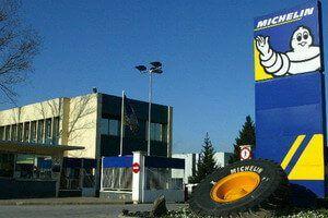 Puertas Roper en la Factoría de Michelin
