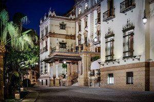 Puertas roper en el hotel alfonzo xiii