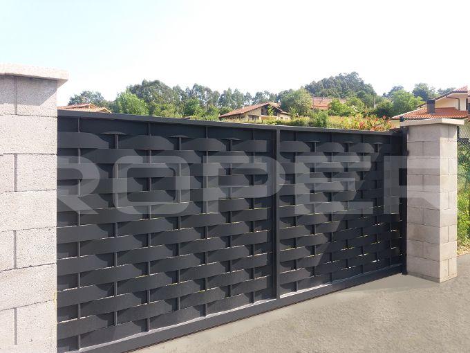 Puerta Corredera Cancela 38