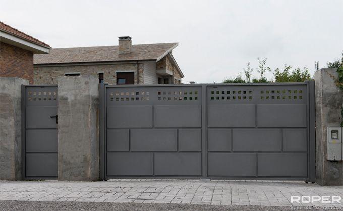 Puerta Batiente Cancela 11