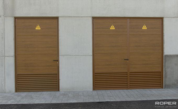 Puerta Peatonal 8