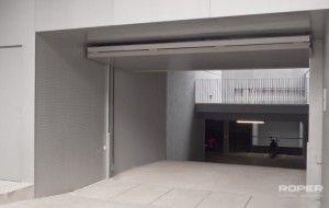La puerta del garaje un elemento clave en la seguridad de la comunidad