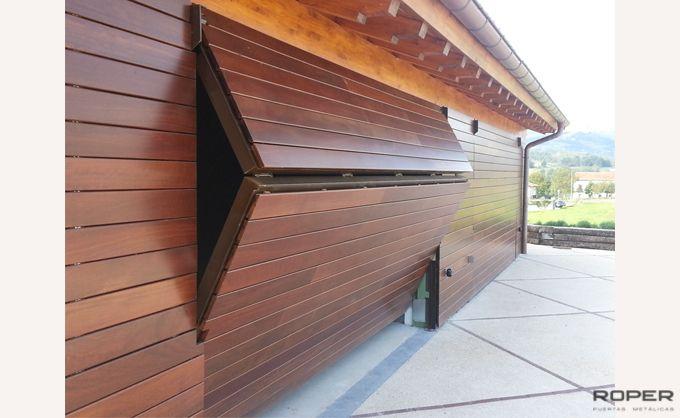 Porte de Garage Basculante à Deux Vantaux Résidentielle 3