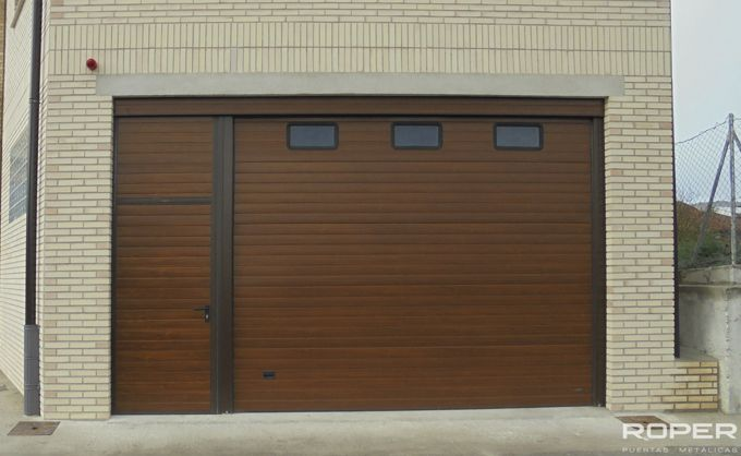 Residential Sectional Doors 21
