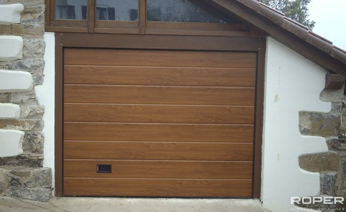 Residential Sectional Doors 22