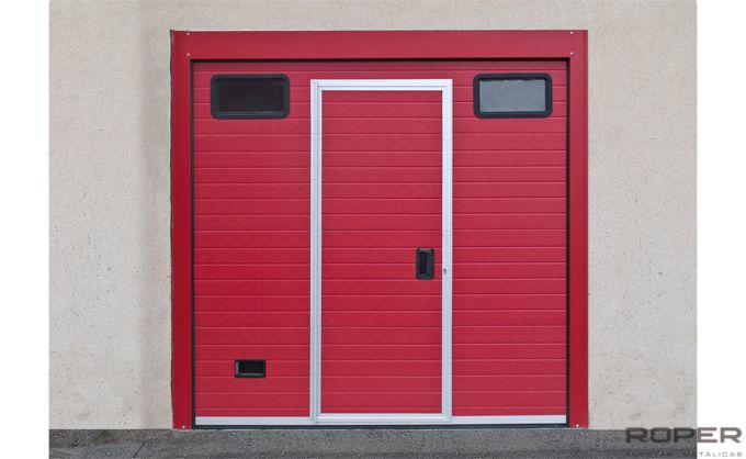 Residential Sectional Doors 29