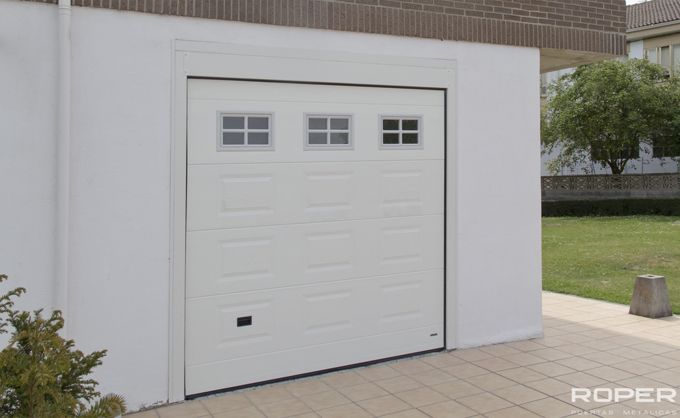 Residential Sectional Doors 31