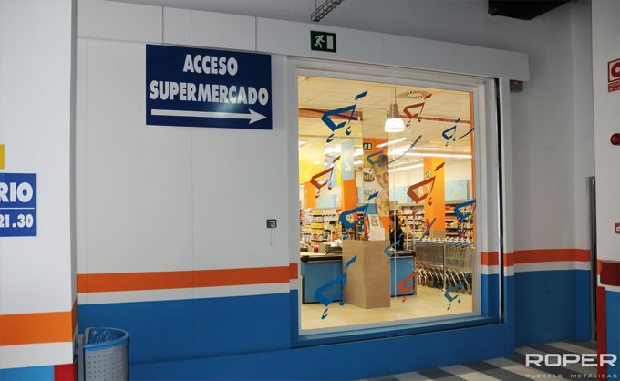 Puerta Corredera Cortafuegos 15