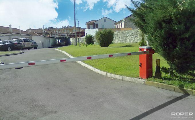 Barrière Automatique pour propriétés 1