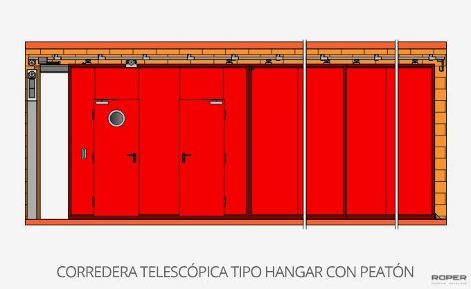 Puerta Corredera Cortafuegos 11